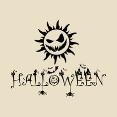 Check out this awesome 'Halloween+sunflower' design on Origami Studio, Sunflower Design, Halloween, Awesome, Check, Decor, Decoration, Decorating, Spooky Halloween
