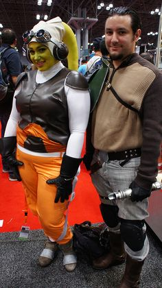 Star Wars Rebels Cosplay