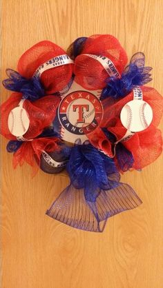 Rangers wreath
