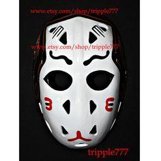 Hockey mask, Hockey goalie, NHL ice hockey, Roller Hockey, Hockey goalie mask, Hockey helmet Bannerman mask HO36