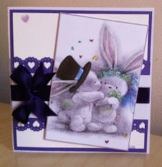 Bebunni CD ROM paperkit from Crafter's Companion