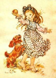 21a1aff1c33370 Holly Hobbie, Alice, Proverbi, Loti, Disegni Bambini, Bambole, Tegole,