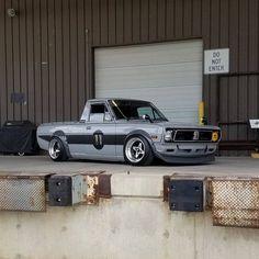 Sunny Truck Shooting with @1llest for @usdmfreax_magazine #Nissan #sunnytruck #b122 #09racing #hayashiracing @hayashi_racing_official @09racing @pineeng @fortuneautousa