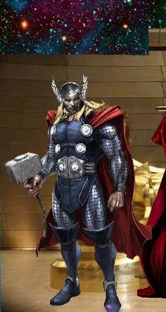 Asgard Marvel, Marvel Dc, Marvel Comics, Comic Art, Comic Books, The Mighty Thor, Loki Thor, Power Girl, Conan