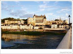 Chateau d' #Amboise, Val de Loire, France   Castello di Amboise, Valle della Loira, Francia [copyright GIULIAZETA.COM]