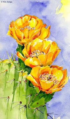 Kim Solga WATERCOLOR