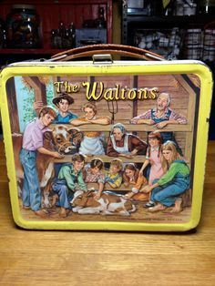 vintage Aladdin industries The Waltons TV by BitsyBaublesDesigns, $55.00