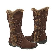 """NaturalSoul by Naturalizer® """"Fasano"""" Cold Weather Boots at www.bonton.com"""