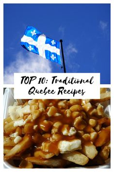 For la fête nationale, we've put together a list of Quebec recipes so you too can share in the celebration! Canadian Food, Canadian Recipes, Le Petit Champlain, Family Tree Research, Cooking Recipes, Healthy Recipes, French Food, International Recipes, Meal Planning