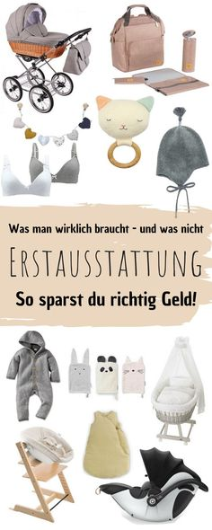 Baby Erstausstattung – Was man wirklich braucht (und was nicht) What do you really need and what things are superfluous PLUS the best savings tips! Now off'f www.justlikehanna … Baby Erstausstattung – Was man wirklich braucht (und was nicht) Baby Boys, Mom And Baby, Baby Zimmer, Baby Care Tips, Baby Supplies, After Baby, Pregnant Mom, Pregnant Clothes, Newborn Care