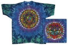 Grateful Dead - Celtic Mandala T-Shirt, Infant Girl's, Size: Large, Multi