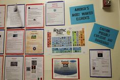 Periodic table reading activity periodic table activities and 5th grade wit and whimsy americas most wanted element posters urtaz Gallery