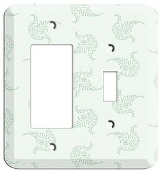 Artistic Switchplates - AP-620 Rocker / Toggle Cover Plate #AP-620-R/1T