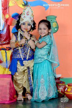 Baby Krishna, Cute Krishna, Lord Krishna, Holi Girls, Baby Fancy Dress, Face Light, Young Ones, Fashion Sewing, Harajuku