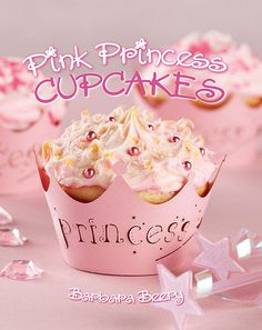 Win a copy of Pink Princess Cupcakes by Barbara Beery from Cupcakes  Take the Cake by Rachel from Cupcakes Take the Cake, via Flickr