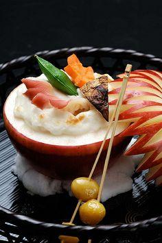 りんごの桂剥き | Flickr - Photo Sharing!