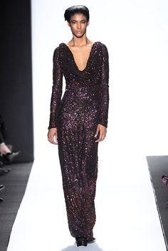 Badgley Mischka Fall 2009 Ready-to-Wear Fashion Show - Sessilee Lopez