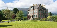 The Old Convent at the foot of the Knockmealdown Mountains in County Tipperary, Ireland.  I've wanted to visit here for years!