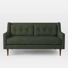 "Crosby Mid-Century Loveseat (67"") 