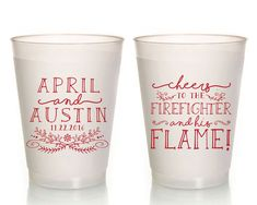 40 40th Cups Birthday Party Cheers Birthday Party Cups 40th