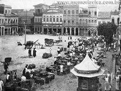 Barraca das Verduras, 1909.