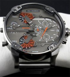 4d1bdb24c00f Watchismo Times  Sneak Peek - Preorder these new Diesel Mr. Daddy 2.0  watches before