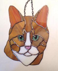 Meow by Patricia Denny - cat