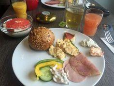 Frühstück im Hotel Jakob in #Regensburg