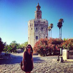 Sevilla . Torre del Oro