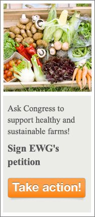 Take action! Sign EWG\s healthy and sustainable farm petition!