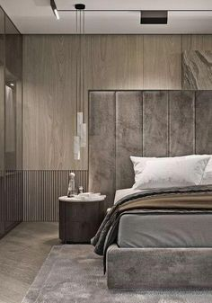 99 Rustic Master Bedroom Design Ideas – – Patterns and designs – just like in any other interior parts of the house, your master bedroom deserves having the best design and pattern. You hav… Bedroom Lamps Design, Rustic Master Bedroom Design, Luxury Bedroom Design, Design Living Room, Home Decor Bedroom, Bedroom Ideas, Bedroom Lighting, Bedroom Furniture, Bedroom Modern