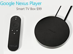 Today, We can buy the Google Nexus Player on Google play. Let's have thorough knowledge of the Android TV Box.