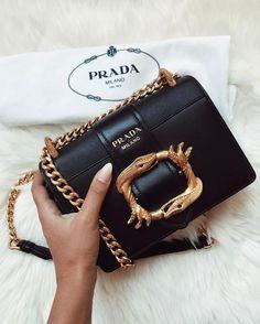 ed977ab38cc6 10 Best Prada cahier bag images | Prada cahier bag, Prada handbags ...
