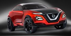 The Nissan Gripz Concept Is A Z-Inspired Crossover That Shouldn't Be Awesome But Is