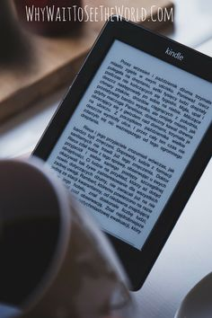 I get a lot of questions about travel and sometimes they aren't the easiest to answer. But when someone asks me what is the one thing I never leave home without, the answer is easy: my Kindle. Love Reading, Travel Advice, When Someone, Free Books, Kindle, Posts, This Or That Questions, Easy, Blog