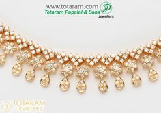 Gross Gold Weight (With Earrings): - grams Total Weight of Diamond: Carats Total Number of Diamonds in Necklace(With Diamond Necklace Simple, Small Necklace, Gold Jewelry Simple, Diamond Pendant Necklace, Gold Pendant, Diamond Jewelry, White Necklace, Diamond Bangle, Gold Jewellery
