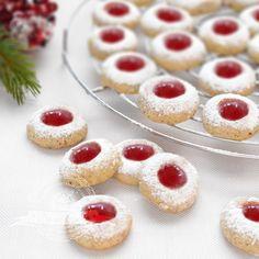 Świat Ciasta: Ciasteczka Husarenkrapfen Keto Recipes, Cake Recipes, Dessert Recipes, Cooking Recipes, Cheesecake Pops, Polish Recipes, Polish Food, Bakery Business, How Sweet Eats