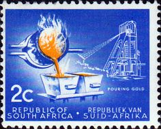 South Africa 1961 First Republick SG 201 Fine Mint SG 201 Scott 257 Other British Commonwealth Empire and Colonial stamps for sale Here