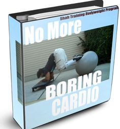 Learn how to burn fat with bodyweight movements without doing boring cardio...