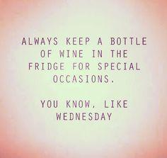My exact feelings right now!  #wine #Wednesday #winewednesday #causeican   #funny #love #wino #vino #happy #winequotes