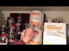 How to paint a wood dresser with automotive paint - Diamond tread-plate - Snap On tool box look Retail Display Shelves, Wood Dresser, Tool Box, Painting On Wood, Plates, Tools, Make It Yourself, Diamond, Kitchen