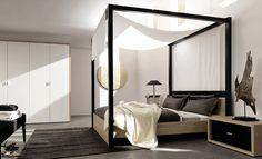 Hemelbed In Slaapkamer : Desire to inspire desiretoinspire colour splash bedrooms