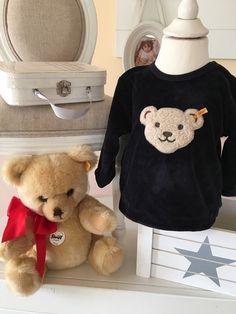 Mein Steiff Sweaty Pullover Gr.3 Monate / 62 cm von Steiff! Größe 62 für 15,00 €. Schau´s dir an: http://www.mamikreisel.de/kleidung-fur-jungs/pullover/31470927-steiff-sweaty-pullover-gr3-monate-62-cm.