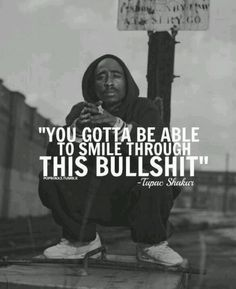 SL Some people never got Tupac, he was a visionary before his time~~RIP~~