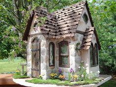 A Construction: Buttercup Cottage