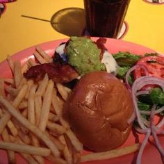 Wipeout Bar & Grill Burger