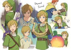 LoZ - Skyward Sword by mmimmzel
