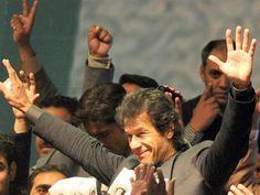 Live Updates: PTI Imran Khan Lahore 23 March Tsunami Jalsa