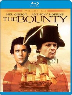 The Bounty - Blu-Ray (Twilight Time Ltd. Region Free) Release Date: March 10, 2015 (Screen Archives Entertainment U.S.)