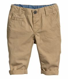 Chinos in Beige | H US 9.95- Would love Red for Julian size 1 1/2